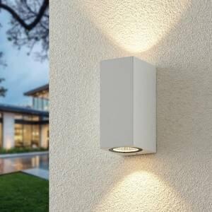ELC ELC Lanso vonkajšie nástenné LED biele