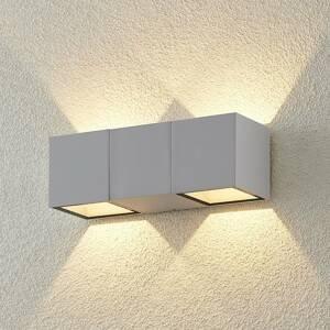 ELC ELC Vanda vonkajšie nástenné LED biele