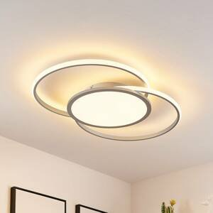 Lucande Lucande Senne LED svietidlo, CCT