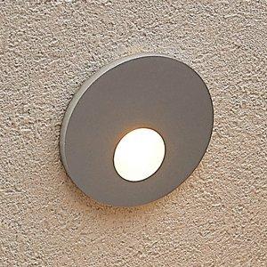 Arcchio Arcchio Vexi zapustená LED, okrúhla, strieborná