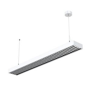 Arcchio Závesné LED do kancelárie Susi DALI stmievač biele
