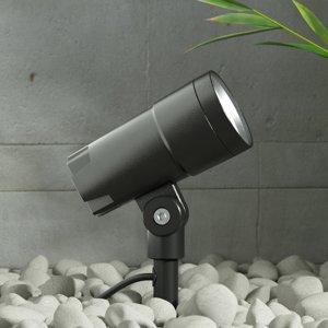 Lucande Vonkajšie LED svetlo Daja nastaviteľný uhol