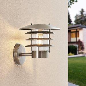 Lindby Lindby Dimara solárna nástenná vonkajšia LED