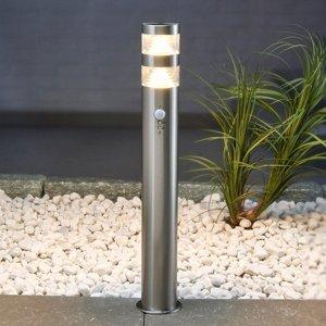 Lindby Detektor pohybu chodníkové svetlo Lanea s LED 60cm
