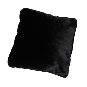 TEMPO KONDELA Rabita Typ 1 vankúš 45x45 cm čierna