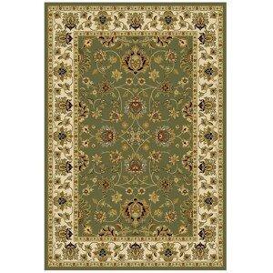 TEMPO KONDELA Kendra Typ 2 koberec 160x235 cm zelená / orientálny vzor