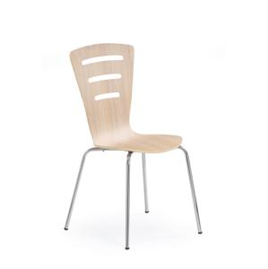 HALMAR K83 jedálenská stolička dub sonoma
