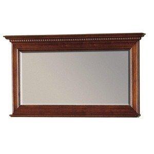 TARANKO Raweno R-L1 rustikálne zrkadlo na stenu toffi