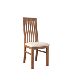 TARANKO Krzeslo I-12 jedálenská stolička dub mocca / béžová (B3 5058)