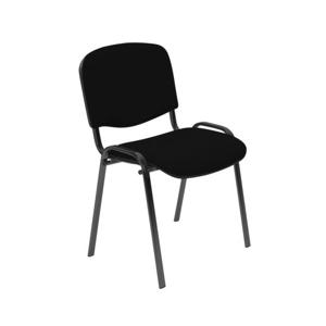 NOWY STYL Iso konferenčná stolička čierna (C11)