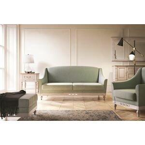 TARANKO Florencja rustikálna obývacia izba vanilka / dub Florencja