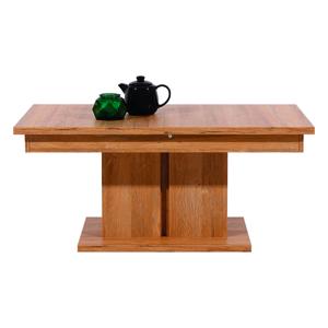 BOG-FRAN Sandy S10 rozkladací konferenčný stolík dub grand