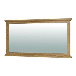 TEMPO KONDELA Leon MZ16 zrkadlo na stenu dub grand