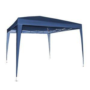 NABBI Pogy rýchlorozkladací záhradný altánok 300x300 cm modrá