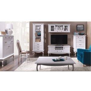 TEMPO KONDELA Vilar obývacia izba sosna biela