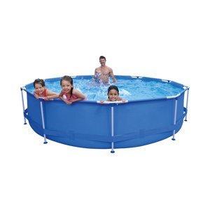 NABBI Aquabel bazén s konštrukciou a príslušenstvom 360 cm modrá