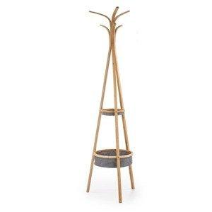 HALMAR W63 vešiak bambus