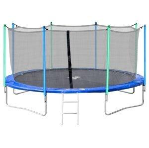NABBI Jumper trampolína 427 cm čierna / modrá